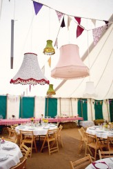 Lydia Stamps Photography Quirky DIY Yurt Wedding  440