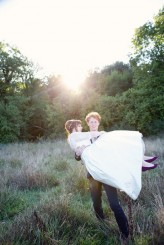 Lydia Stamps Photography Quirky DIY Yurt Wedding  765