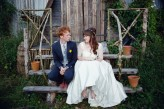 Lydia Stamps Photography Quirky DIY Yurt Wedding  833
