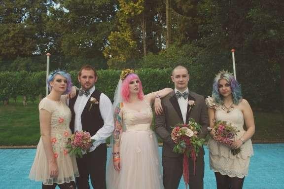 Rock And Roll Wedding - Wedding Photography