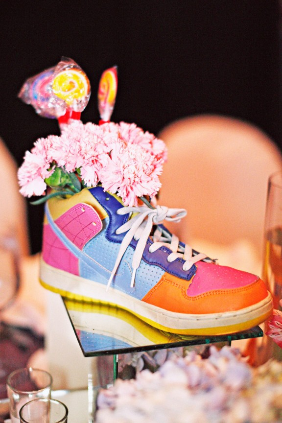 Sneaker Themed Wedding In The Philippines Jq Barbie Rock N Roll