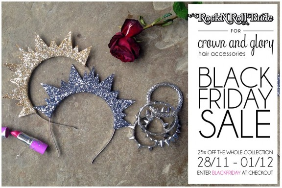 crown and glory black friday discount