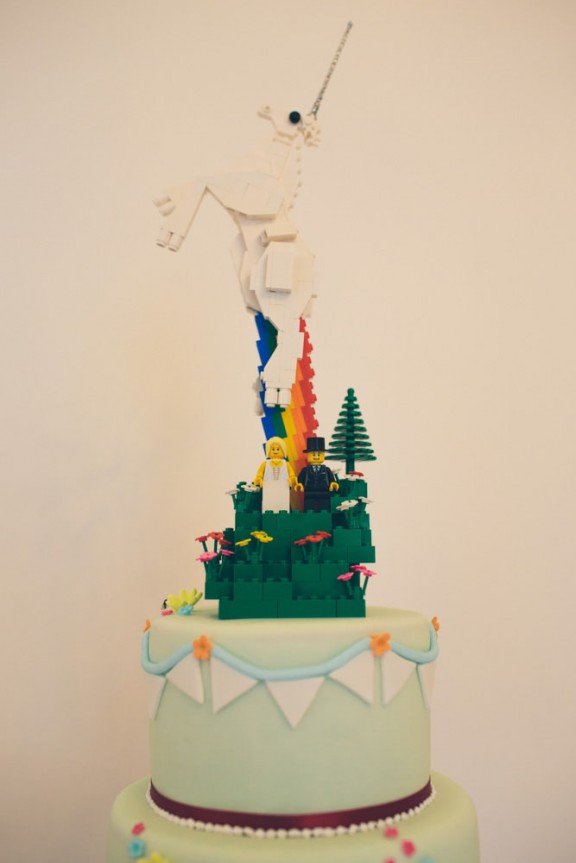 Rainbow Wedding Cakes 19 Stunning Abbie u Chris u
