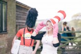 Alice in Wonderland Festival Field Wedding Sussex Alternative Brighton Wedding Photographer-151