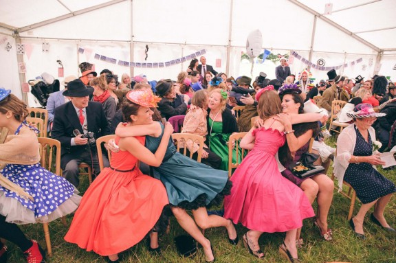 Alice in Wonderland Festival Field Wedding Sussex Alternative Brighton Wedding Photographer-298