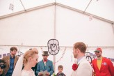 Alice in Wonderland Festival Field Wedding Sussex Alternative Brighton Wedding Photographer-368