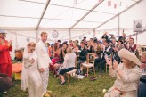 Alice in Wonderland Festival Field Wedding Sussex Alternative Brighton Wedding Photographer-414