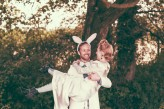 Alice in Wonderland Festival Field Wedding Sussex Alternative Brighton Wedding Photographer-633