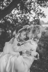 Alice in Wonderland Festival Field Wedding Sussex Alternative Brighton Wedding Photographer-639