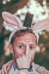 Alice in Wonderland Festival Field Wedding Sussex Alternative Brighton Wedding Photographer-640