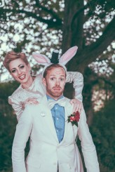 Alice in Wonderland Festival Field Wedding Sussex Alternative Brighton Wedding Photographer-642