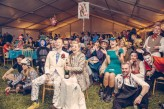 Alice in Wonderland Festival Field Wedding Sussex Alternative Brighton Wedding Photographer-743
