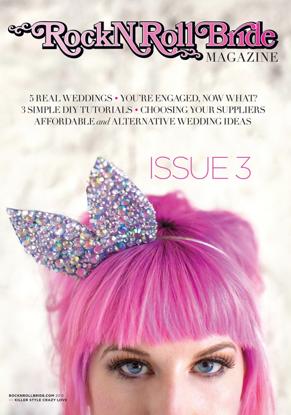final cover rocknrollbride magazine issue 3