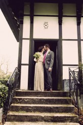 intimate garden wedding9