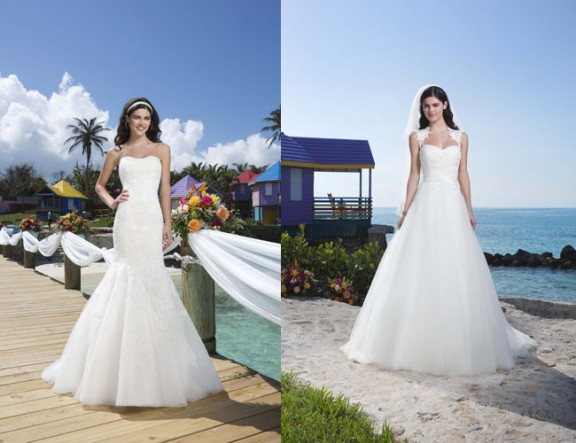 Bad Wedding Dresses 83 Beautiful Curvaceous Crooked Island and