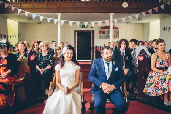Bright Quirky And Vintage Inspired Irish Wedding Rowena Cain