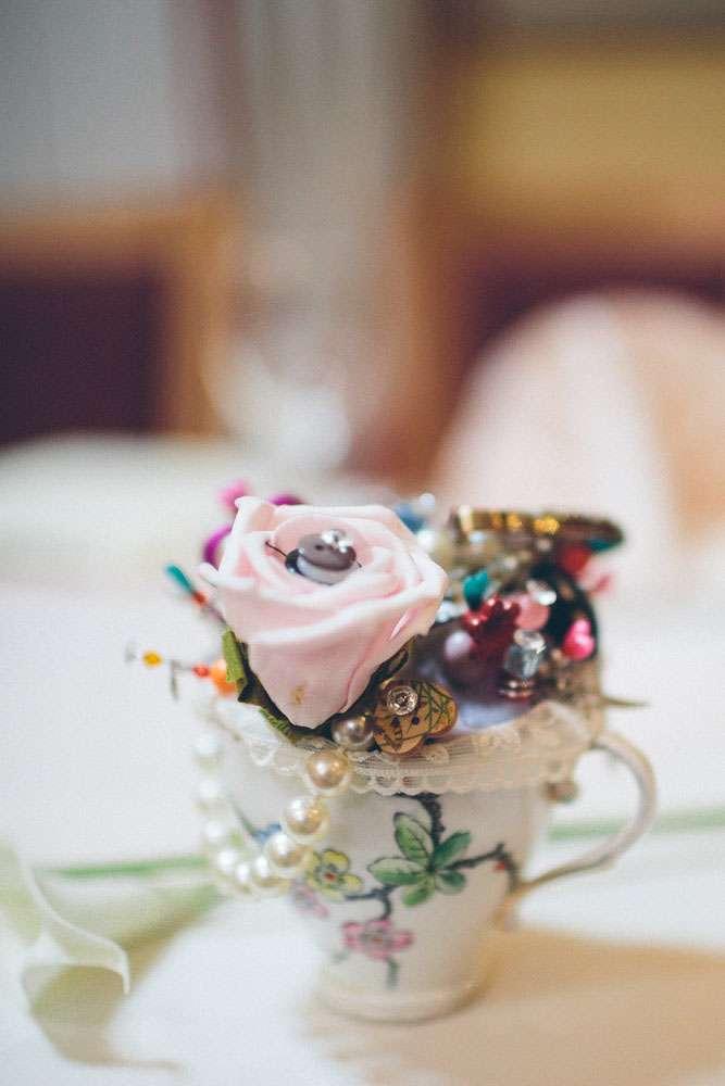 Bright Quirky And Vintage Inspired Irish Wedding Rowena