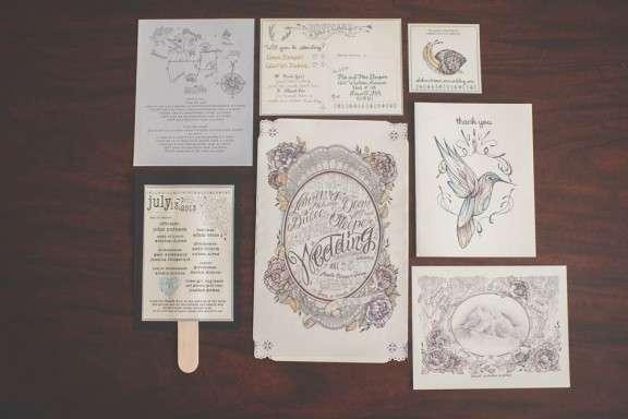 Gothic Wedding Invitations 61 Lovely Lauren Dean Wedding