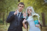 ukrainian wedding blue hair bride11