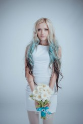 ukrainian wedding blue hair bride27