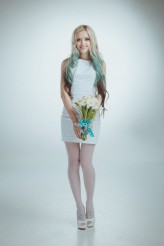 ukrainian wedding blue hair bride28