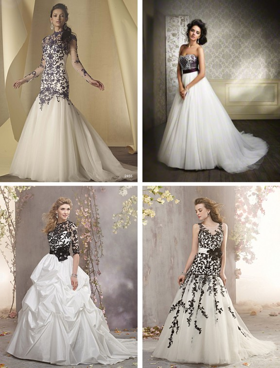 alfred angelo gothic glamazons