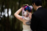 face and body paint wedding43