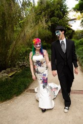 face and body paint wedding65