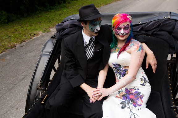 face and body paint wedding68