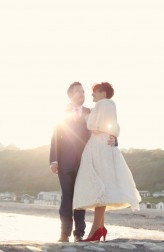 marine theater wedding lyme regis haywood jones alternative wedding photograhy 101