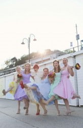 marine theater wedding lyme regis haywood jones alternative wedding photograhy 82