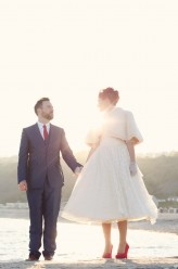 marine theater wedding lyme regis haywood jones alternative wedding photograhy 99