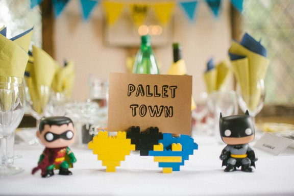 Comic Con Themed Wedding - Miki Photography-56