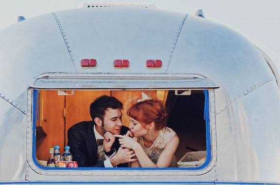 Retro wedding by Flesz.Ka Studio 44