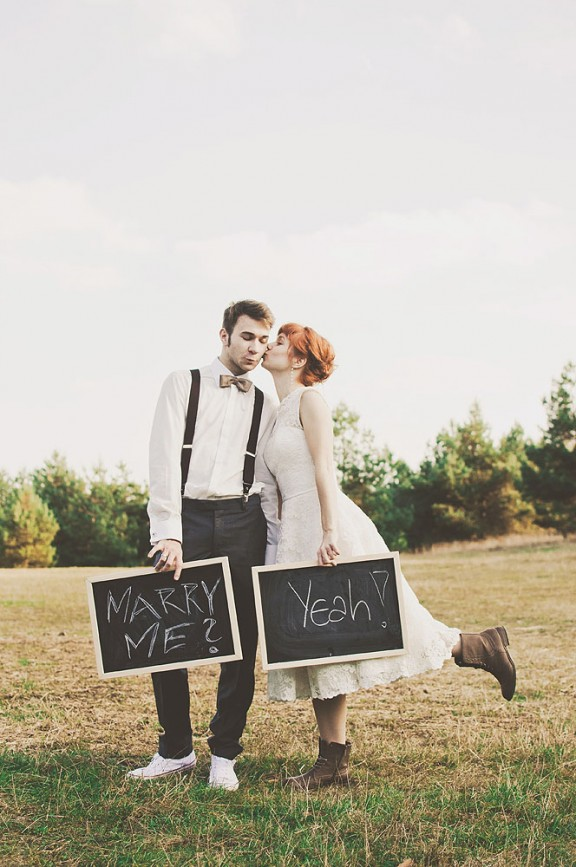 Retro Wedding By Flesz Ka Studio 53