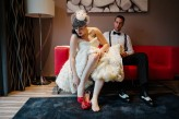 Rock 'N Roll Wedding Lidia + Joakin By Dani Alda Photography 050