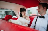 Rock 'N Roll Wedding Lidia + Joakin By Dani Alda Photography 060