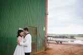 Rock 'N Roll Wedding Lidia + Joakin By Dani Alda Photography 064