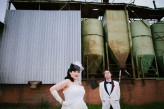Rock 'N Roll Wedding Lidia + Joakin By Dani Alda Photography 068