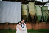 Rock 'N Roll Wedding Lidia + Joakin By Dani Alda Photography 070