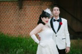 Rock 'N Roll Wedding Lidia + Joakin By Dani Alda Photography 073