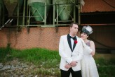 Rock 'N Roll Wedding Lidia + Joakin By Dani Alda Photography 075
