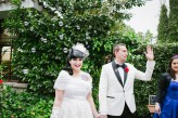 Rock 'N Roll Wedding Lidia + Joakin By Dani Alda Photography 114