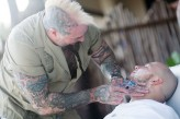 Vintage Tattooed Fairytale Tulum Beach Wedding wedding_EvangelineLane-17