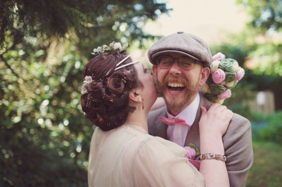 Alternative handmade DIY wedding by Rebecca Douglas Photography 0249