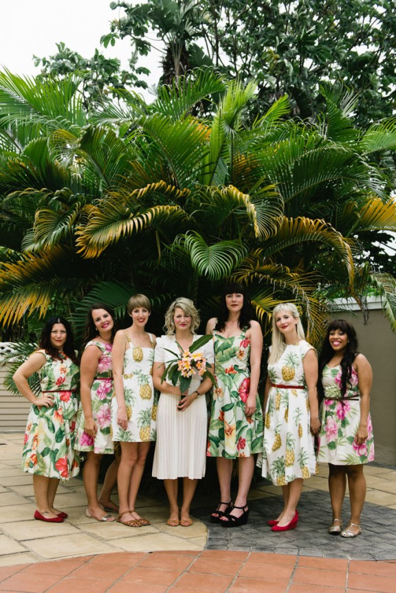 Surf Floral Tyrone Bradely Mavian Wedding (66)