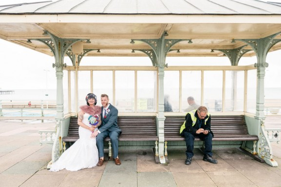 Daffodil Waves Photography - Brighton Bandstand Wedding - Harry and Steph225