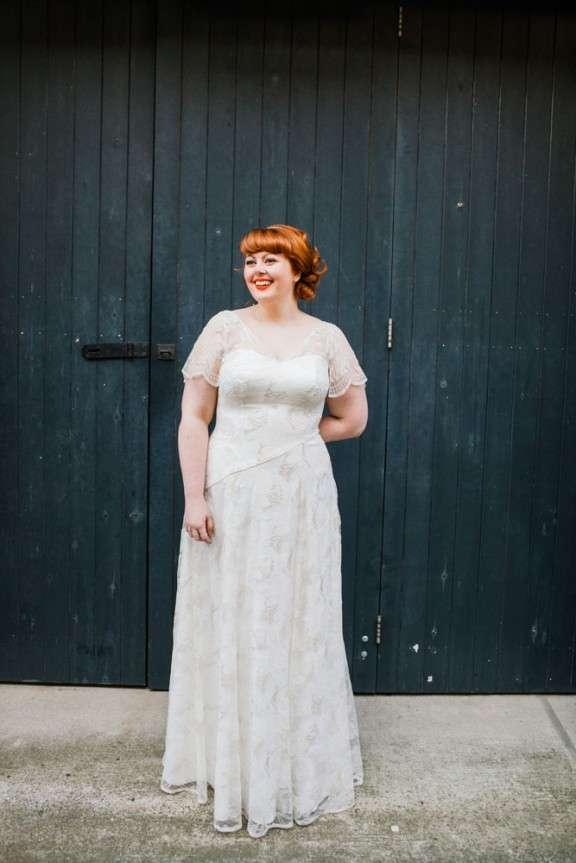 Win Wedding Dress 64 Spectacular  Fur Coat No