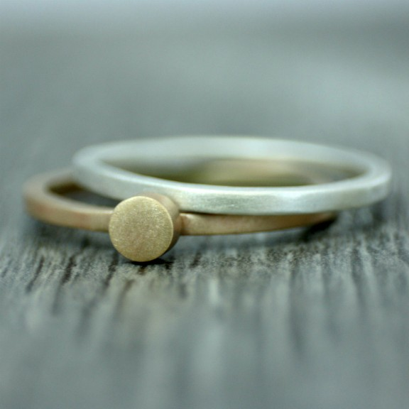 Etsy Mens Wedding Rings