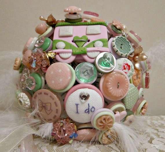 33 Alternative Bouquet Ideas For Non-Traditional Brides